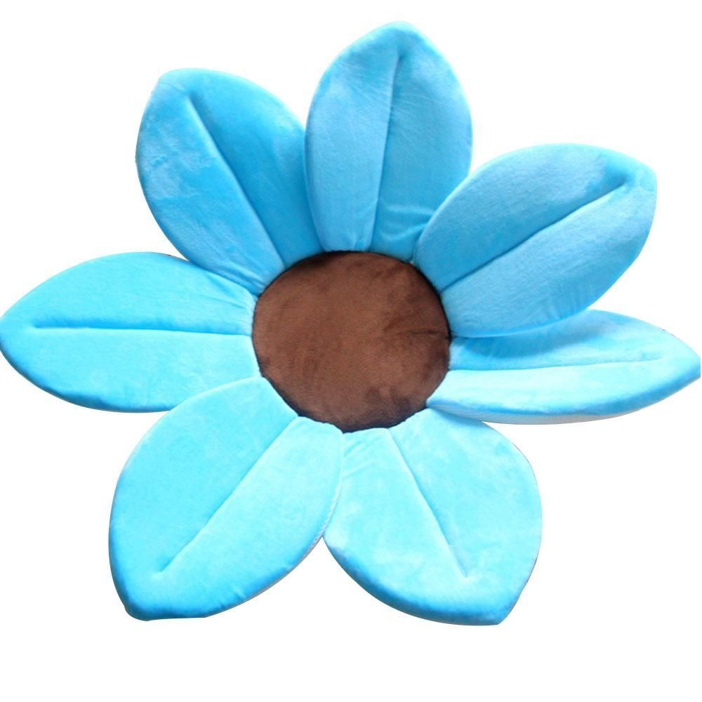 Louis Will Home Newborn Infant Baby Bath Foldable Blooming Flower ...