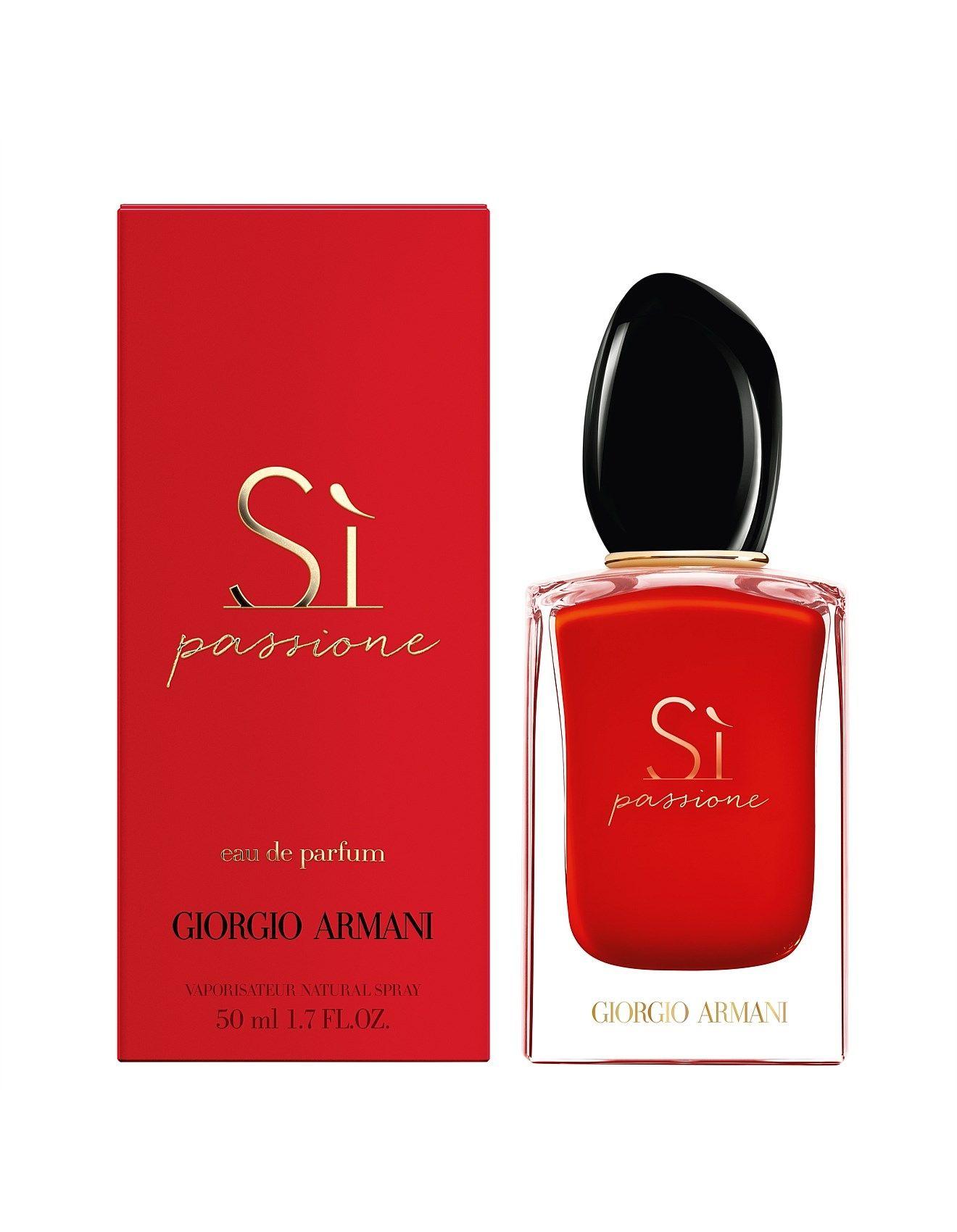 Giorgio Armani Si Passion Edp For Women 50ml Price In Egypt