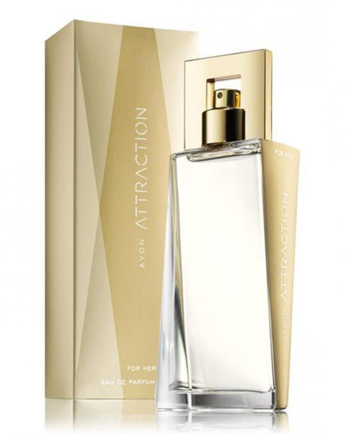 Avon Attraction Edp For Women 50ml Perfumes Fragrances