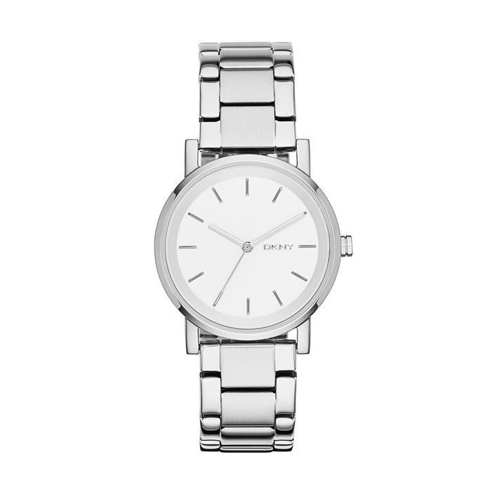 46f9b3f2c سعر DKNY NY2342 Stainless Steel Watch - Silver فى مصر | جوميا ...