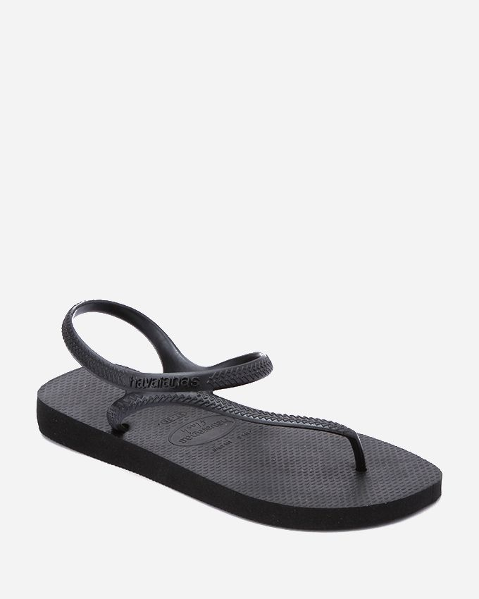 bf7674cea Havaianas Back Strap Slipper - Black Price in Egypt