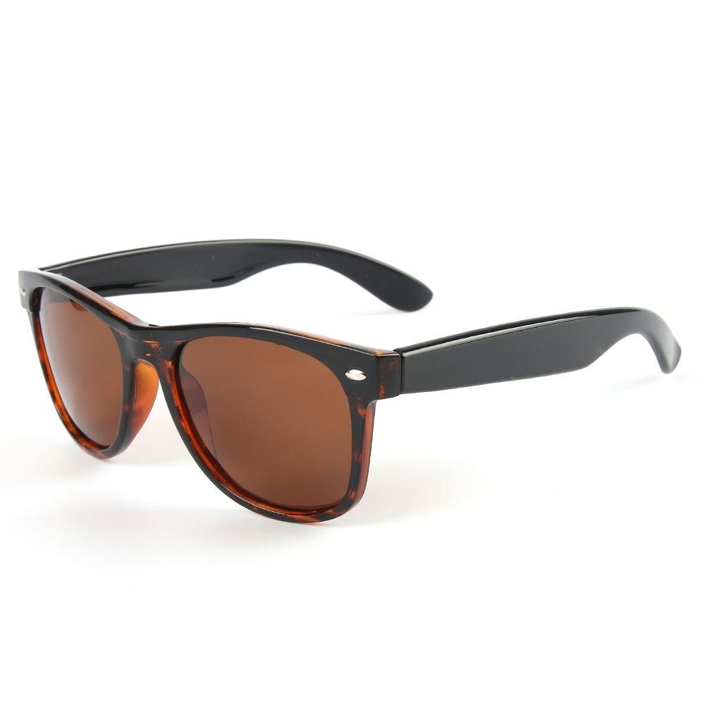 f4e7dcca86 Generic TOMYE P6073 New Fashion Unisex Polarized Sunglasses-AMBER ...