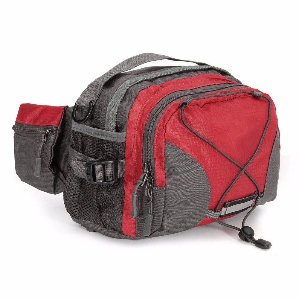 6d1659487c0 Fashion Men Women Waist Pack Purse Sport Belt Bag Cycling Travel ...