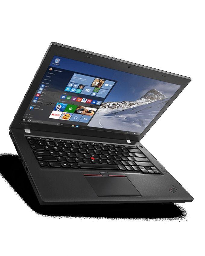 "Lenovo Thinkpad T460 Laptop - Intel Core i5 - 8GB RAM - 14"" - 256GB SSD - Windows 7 Pro 64 - Black"
