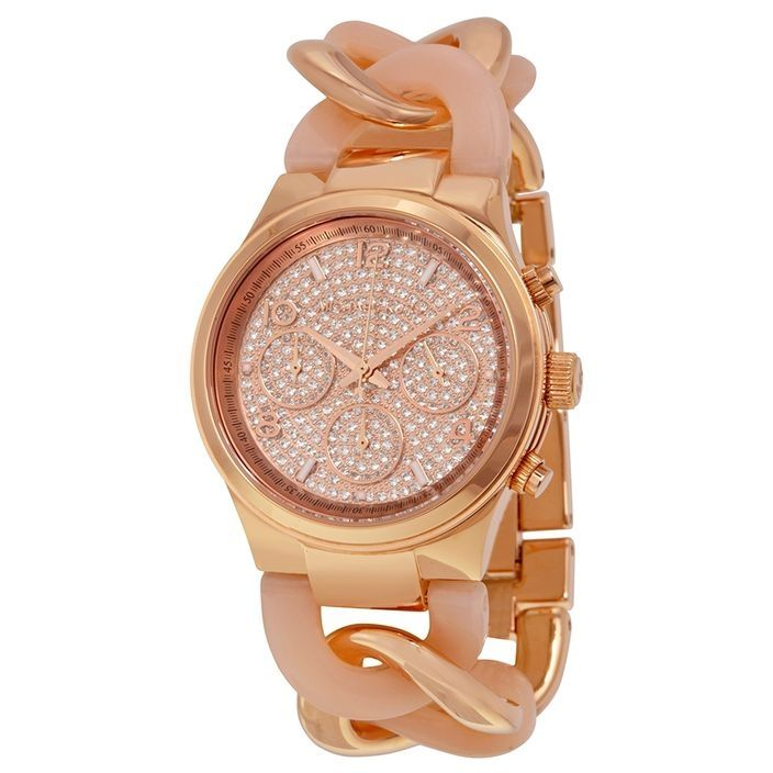 513e44b97638 Michael Kors MK4283 Stainless Steel Watch - Rose Gold. updating Prices