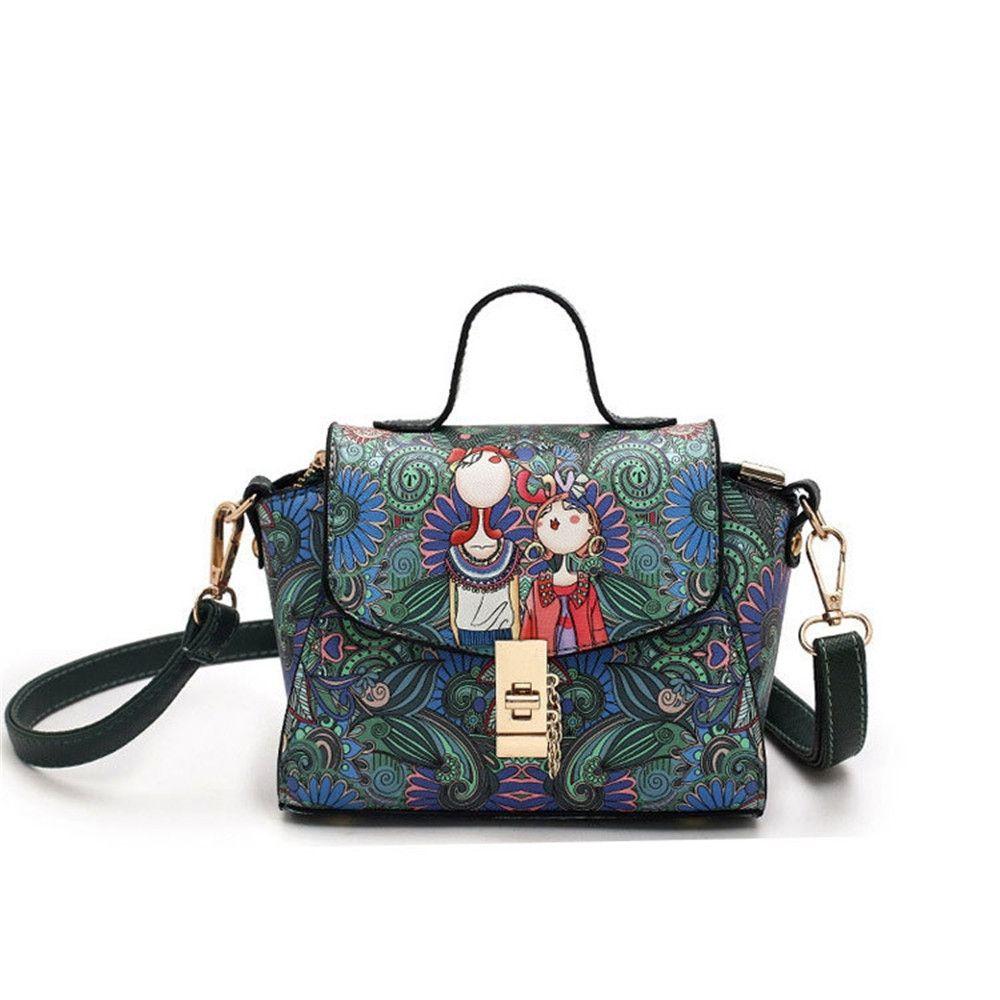 95f045ea7a3c Buy Generic Leadsmart Designer Leather Fashion Women Messenger Bags Ladies  Single Shoulder Bag in Egypt