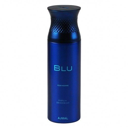 1f187dfdf سعر Ajmal Blu Deo - For Men - 200 ml فى مصر | جوميا | مزيل العرق ...