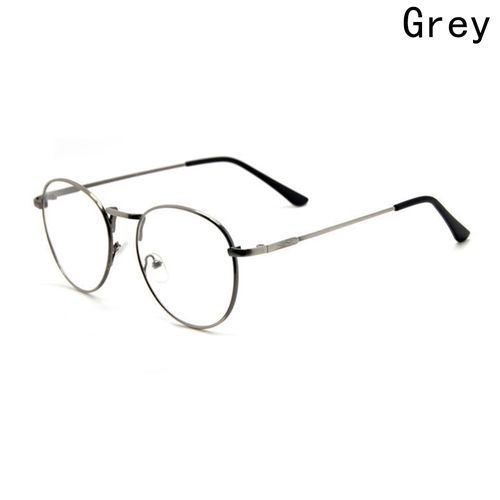Fashion Hequeen Classic Gold Frame Clear Glasses Myopia Clear Frame Glasses  Women Men Spectacle Frame Clear Lens Optical Aviation Glass Lunette Hot  Sale New 3908808bbf62