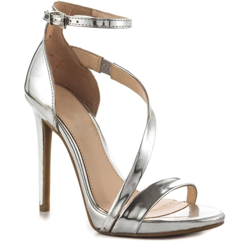 582ba33f205 Buy La Rouge High Heels - Silver in Egypt