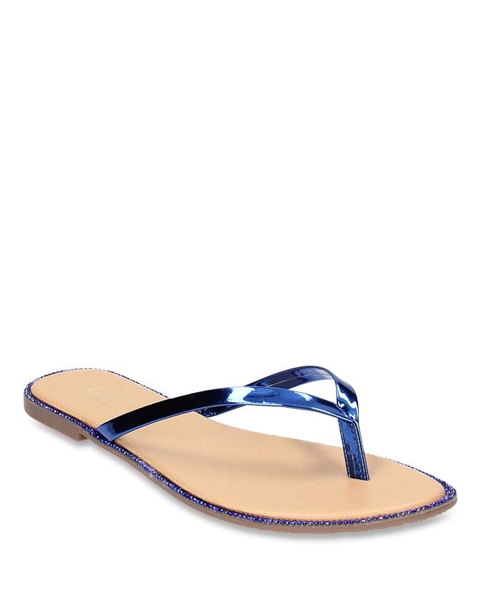e3f6df688c14 Dejavu Glossy Strap Flip Flop. updating Prices