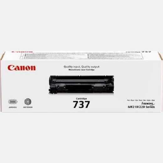Generic Canon 737 Toner Cartridge