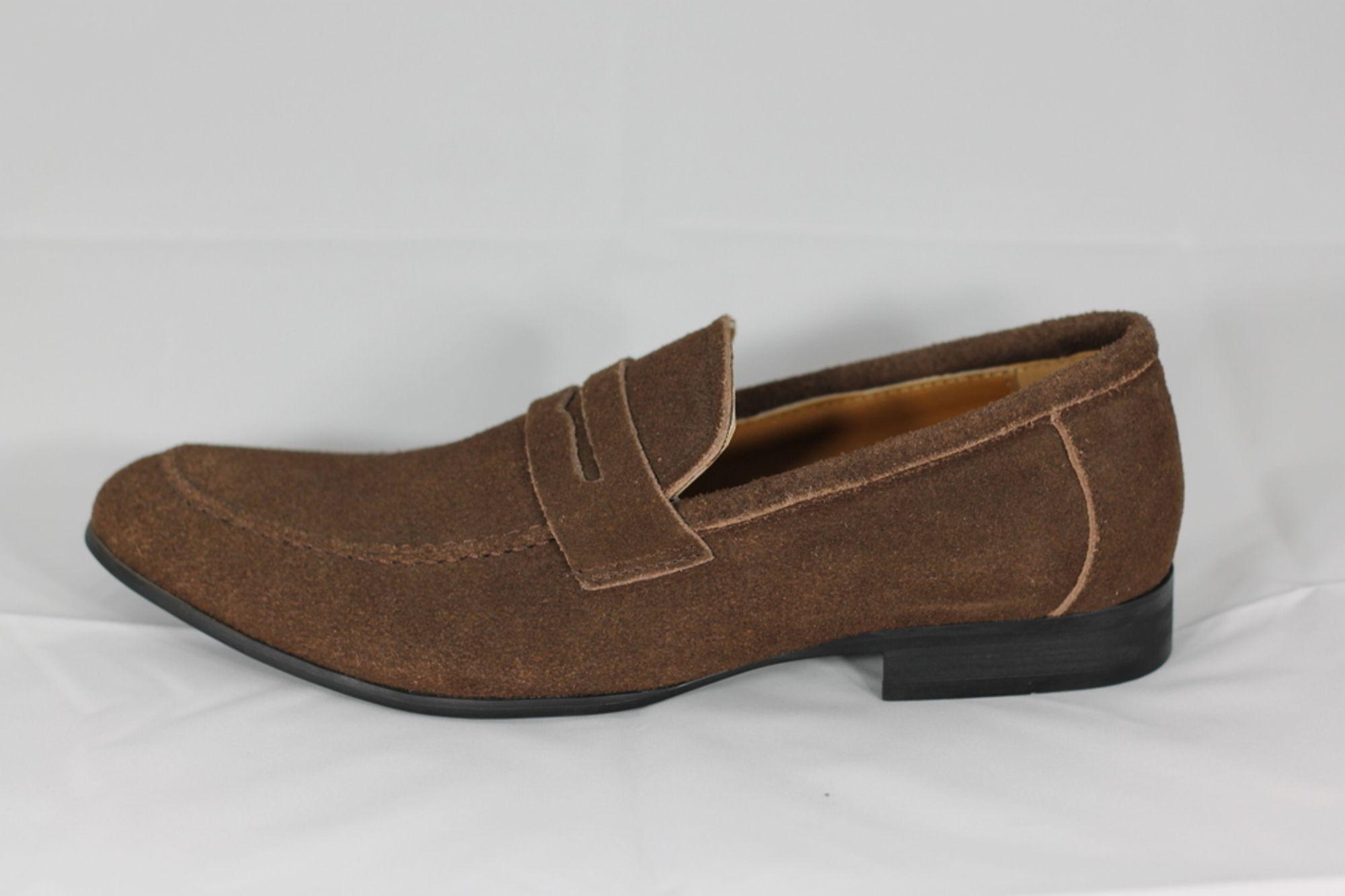 132720436 سعر Shoebox Velvet Casual Shoes - Brown فى مصر | جوميا | أحذية | كان ...