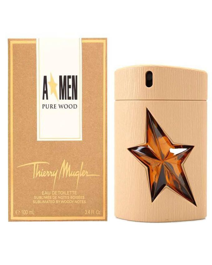 b0b3646a1 سعر Thierry Mugler A Men Pure Wood – For Men - EDT - 100ml فى مصر ...