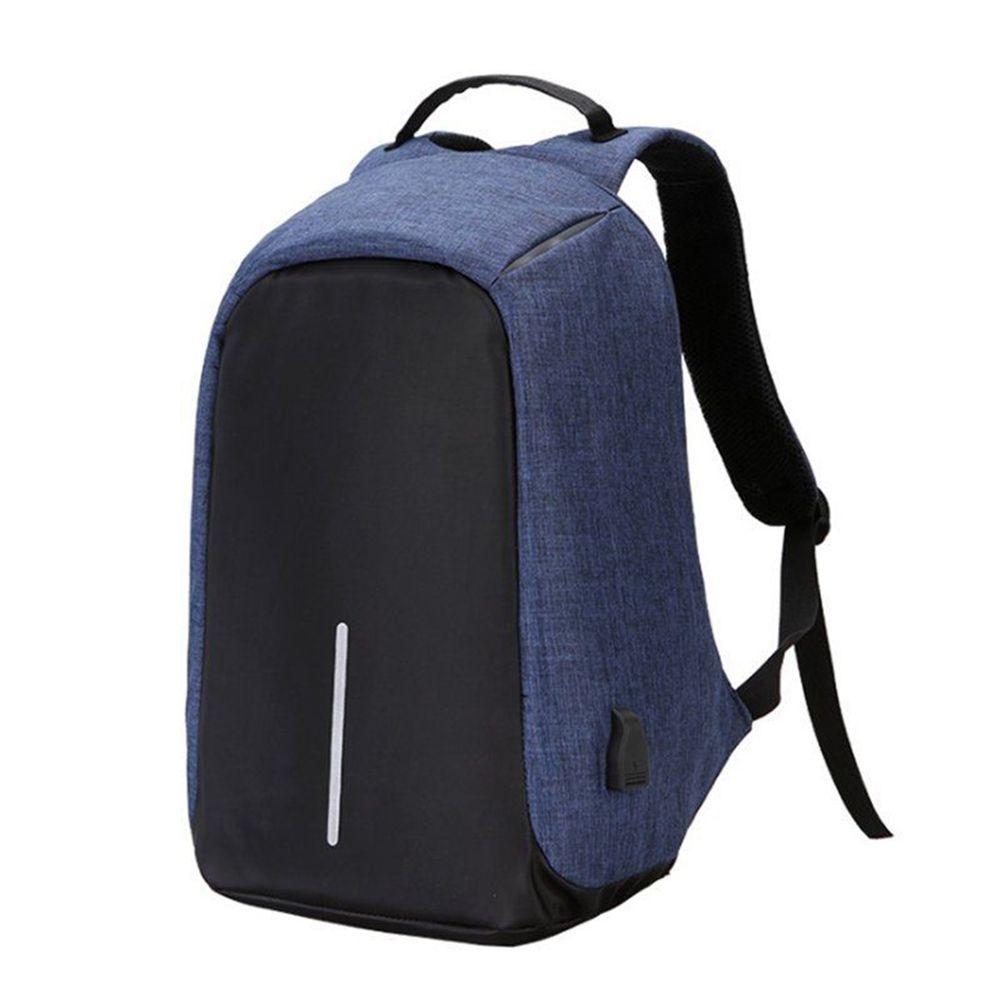f3581c59a Sanwood Anti-theft Travel Laptop Backpack – Blue Price in Egypt ...