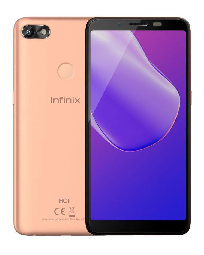سعر Infinix X606 Hot 6 موبايل 60 بوصة 16 جيجا 3g
