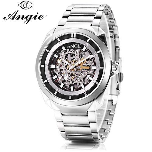 3e1de6ca7ab Buy Angie Angie ST7178 Male Auto Mechanical Watch in Egypt