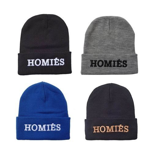 c29730aa8 Fashion Male Beanies Hat Knitted Wool Hats For Women Winter Hats ...