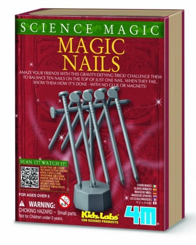 4m Magic Nails 13 Pcs Price In Egypt Jumia Toys Baby