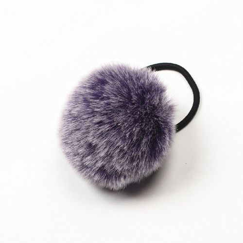 28937d98128605 Buy Eissely 1PX Rabbit Fur Hair Band Elastic Hair Bobble Pony Tail Holder  in Egypt