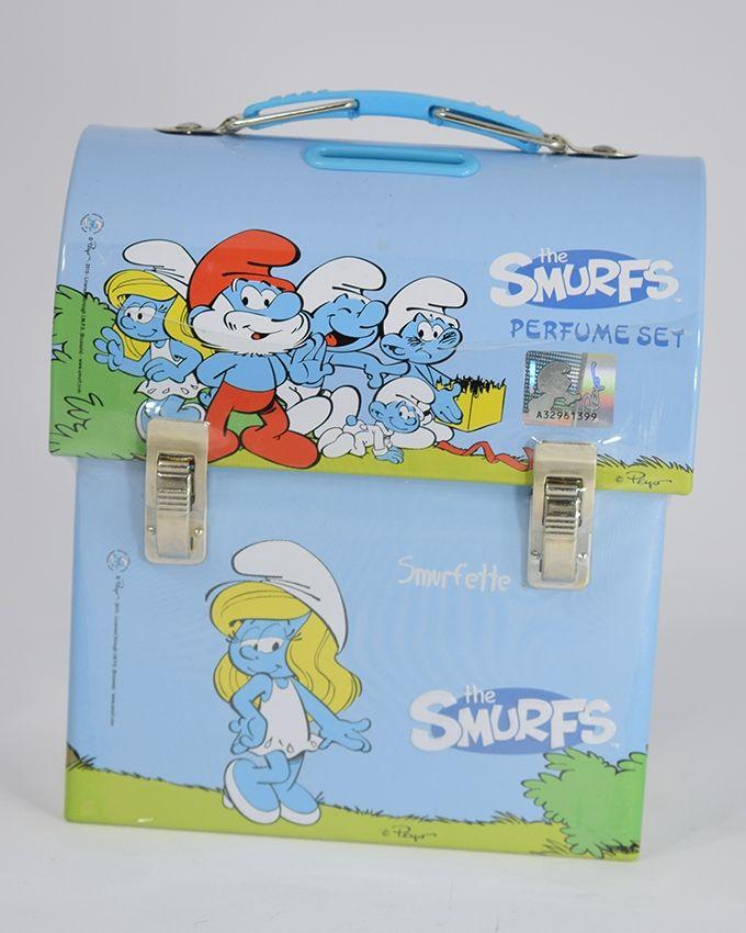 United Care The Smurfs Perfume Set for Kids - 50ml Perfume - Smurfette