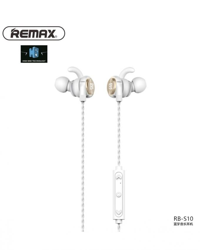 Remax RB-S10 Sport In-ear Magnetic Adsorption Stereo Heavy Bass ... 5a44dfd06a