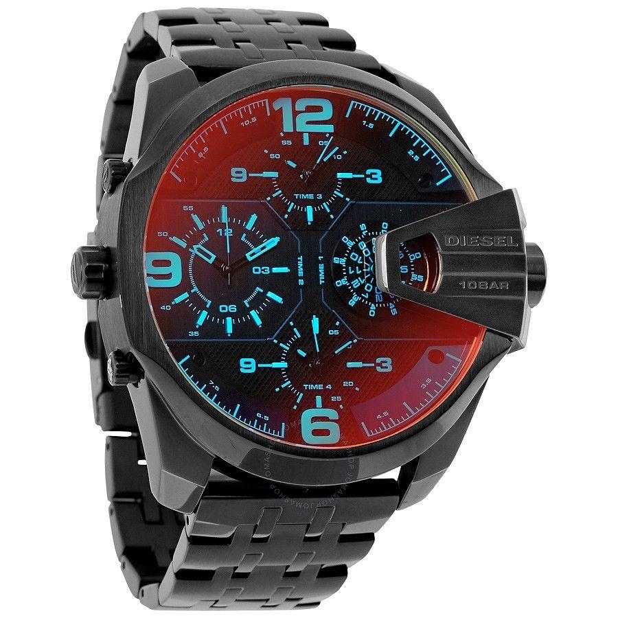 311518c34 سعر Diesel DZ7373 Stainless Steel Watch - Black فى مصر   جوميا ...