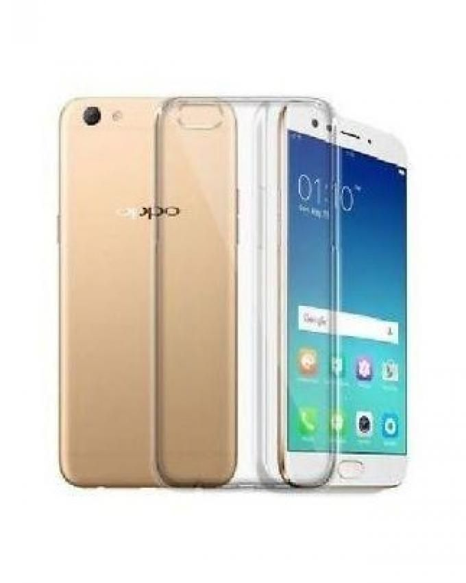 newest 78de4 bc84f Generic Clear Back Cover For OppO F3 – Clear