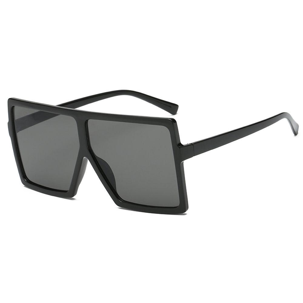 0368a9fab85 Buy Generic Leadsmart Oversize Rectangle Men Luxury Brand Designer Vintage  Sunglasses in Egypt
