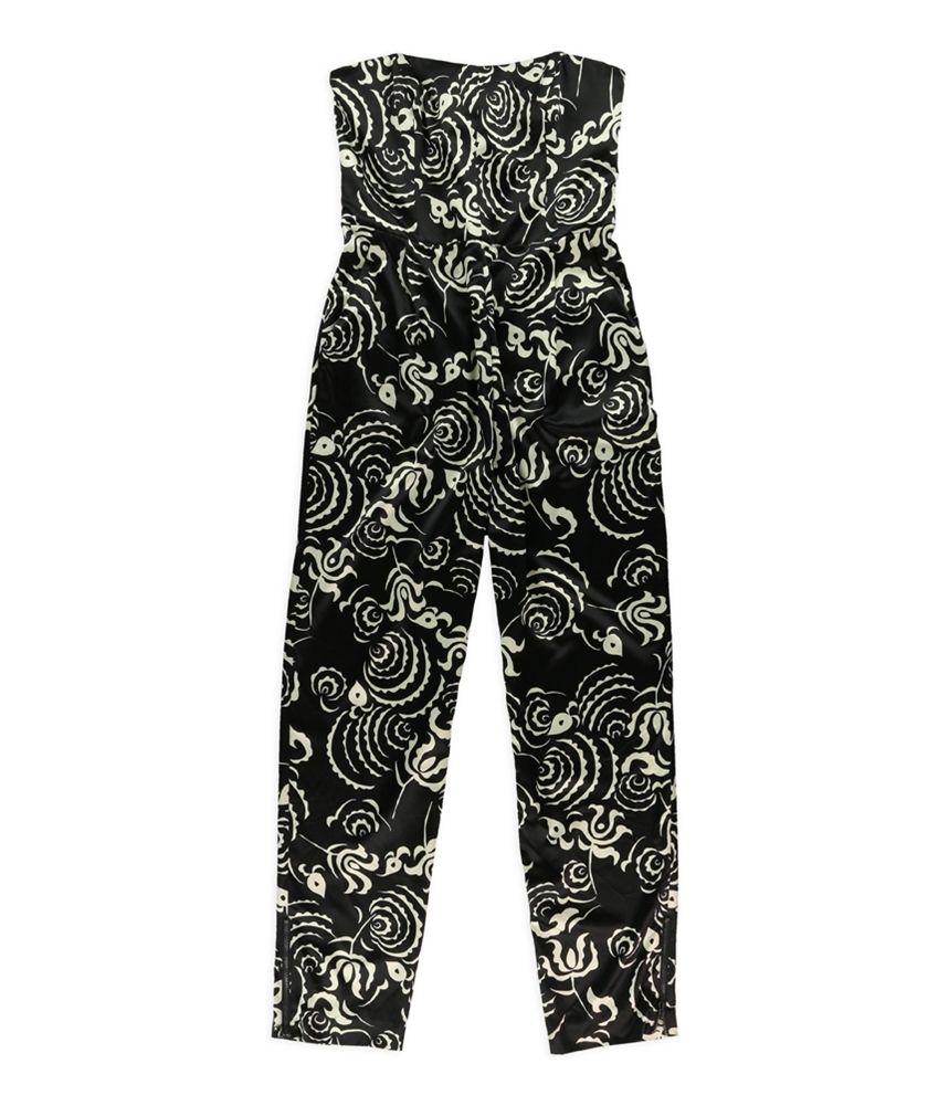 815208f69eba Walmart Rachel Roy Womens Floral Strapless Jumpsuit Price in Egypt ...