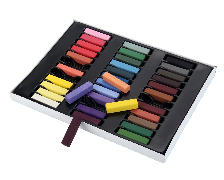 Louis Will 36 Colors Non Toxic Hair Chalk Diy Hair Color