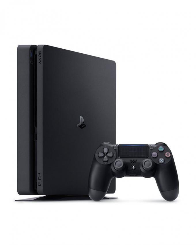 Sony PlayStation 4 Slim - 500GB Gaming Console - Black (Region 2)