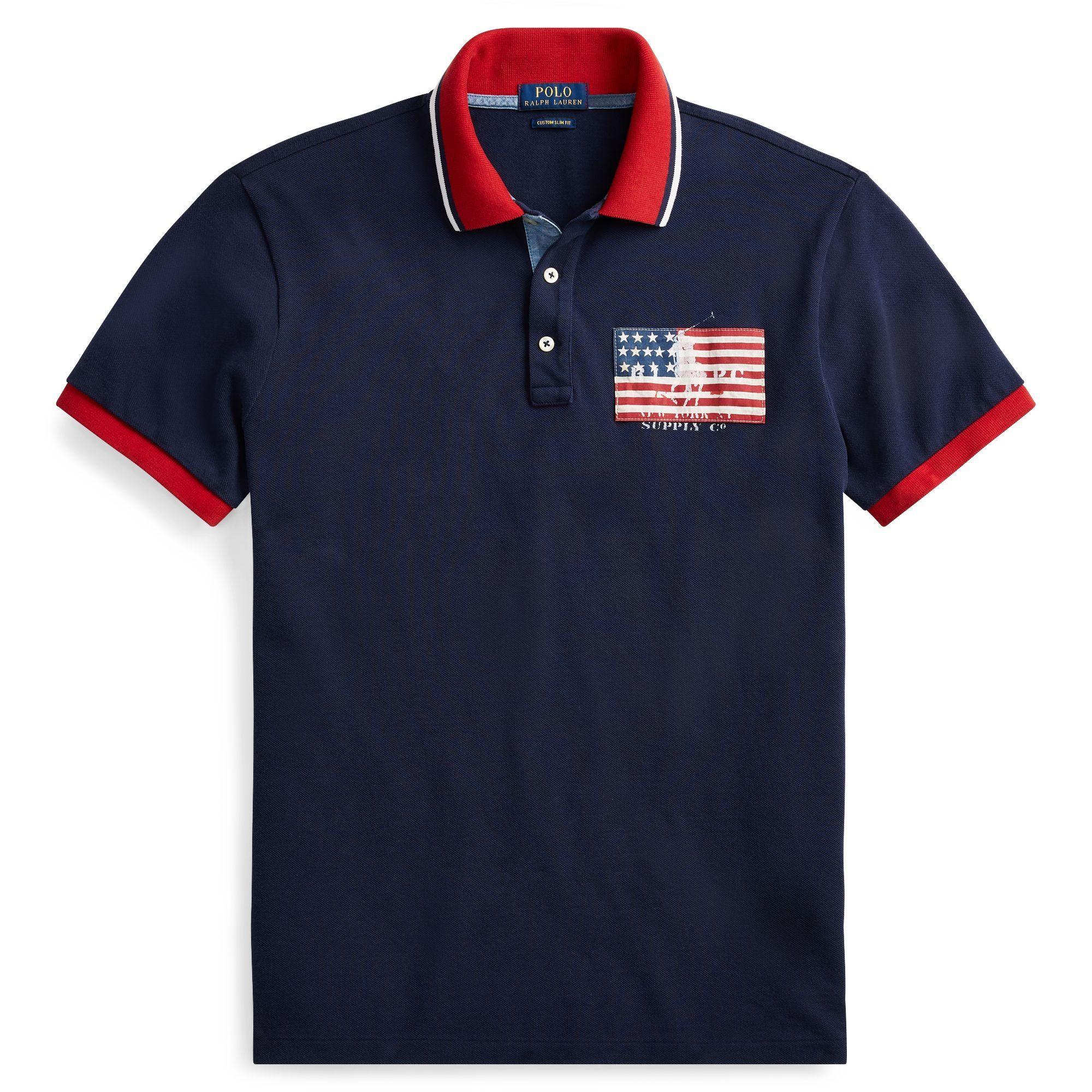e255c75a Polo Ralph Lauren Classic Fit Cotton T-Shirt   Shirts & Tops ...