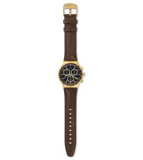 96caf6d40 سعر Swatch YCB4016AG Leather watch – Brown فى مصر | جوميا | ساعات ...