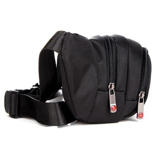 7f694ef7069 Fashion Swiss Gear Running Belt Waist Pouch Hip Fanny Travel Pack ...