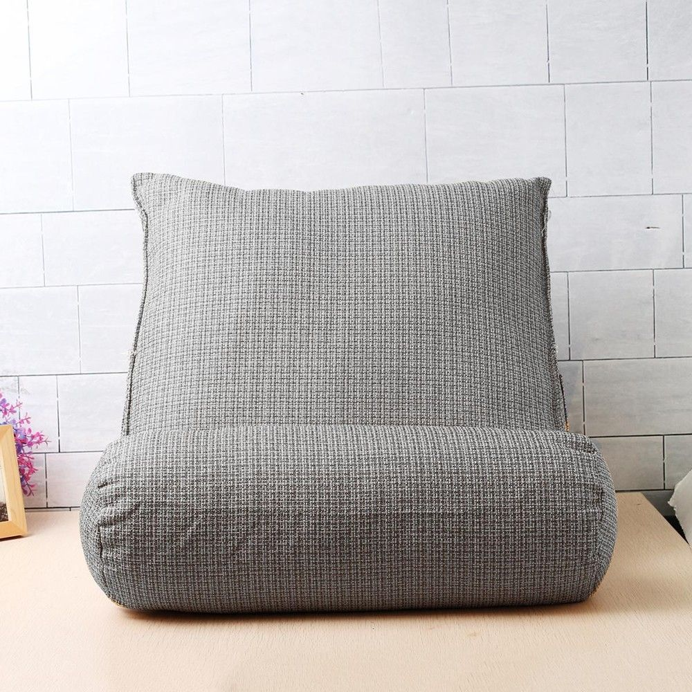 Admirable Universal Big Adjustable Back Wedge Cushion Pillow Sofa Bed Theyellowbook Wood Chair Design Ideas Theyellowbookinfo