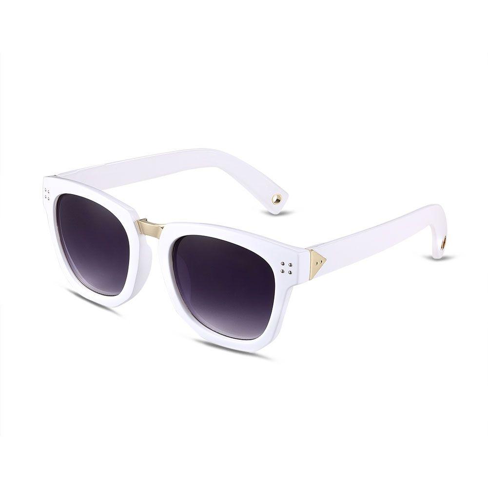 d6da41a320f5 Generic Leadsmart Fashionable Oversize Square Frame Sunglasses for Women