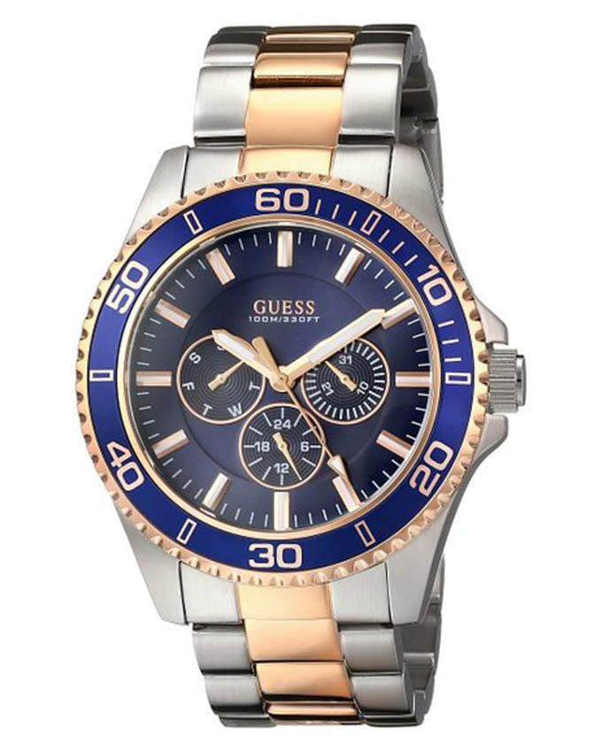 83d3c94f6 سعر Guess U0172g3 Stainless Steel Watch - Dual Tone فى مصر | جوميا ...