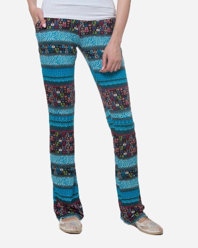 Andora Charleston Sweatpants - Blue