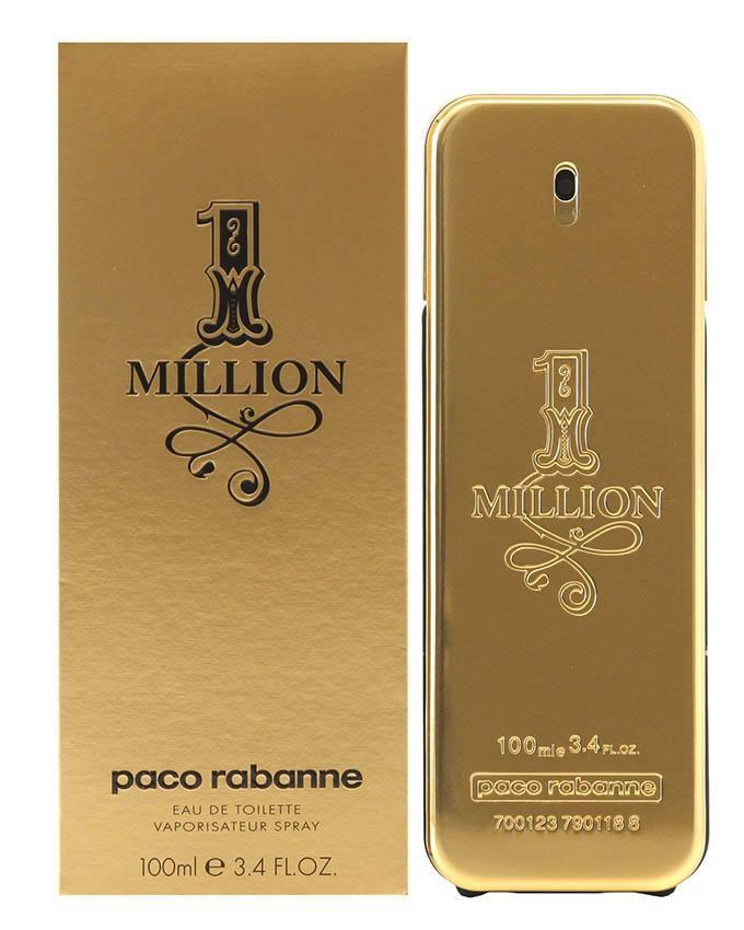 Paco Rabanne One Million - For Men - EDT - 100ml