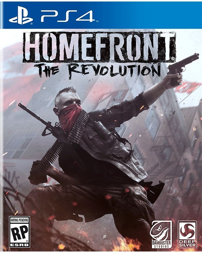 Deep Silver Homefront: The Revolution - PlayStation 4