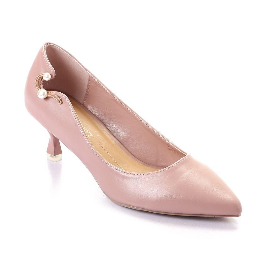 cffaac1059b022 Shoe Room Heeled Decolete - PU Leather Pink. 328.00 EGP · Buy Generic  Tectores Fashion Trend Women Cross Belt ...