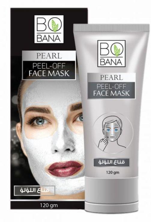 Bobana White Pearl Mask 120g مستحضرات العناية بالبشرة كان بكام