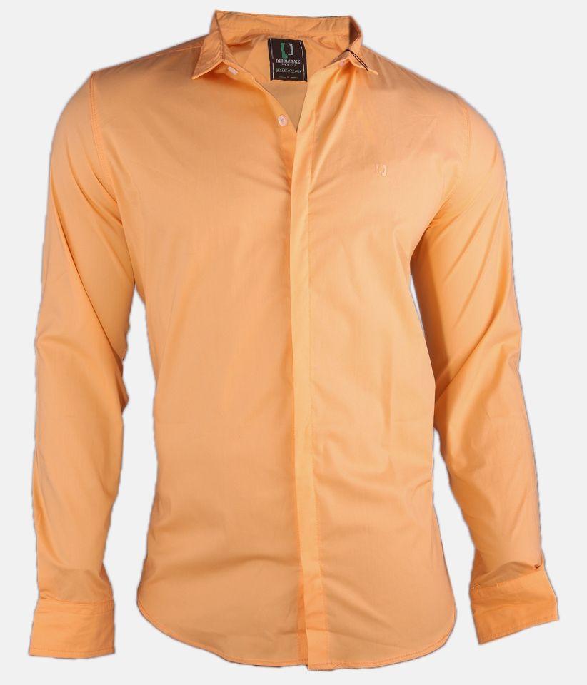 5d0d16d424a77 سعر Double Face قميص كم طويل - ساده - سيمون - رجالي فى مصر