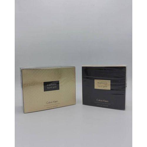 9492e6c21 سعر Calvin Klein عرض ايفوريا ليكويد جولد حريمى 100 مل + رجالى 100 مل ...