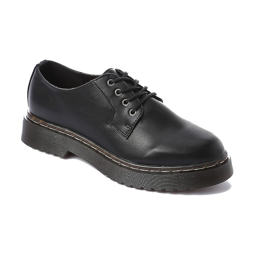 a972cbe44b4b Buy Dejavu Lace Up Leather shoes - Black in Egypt