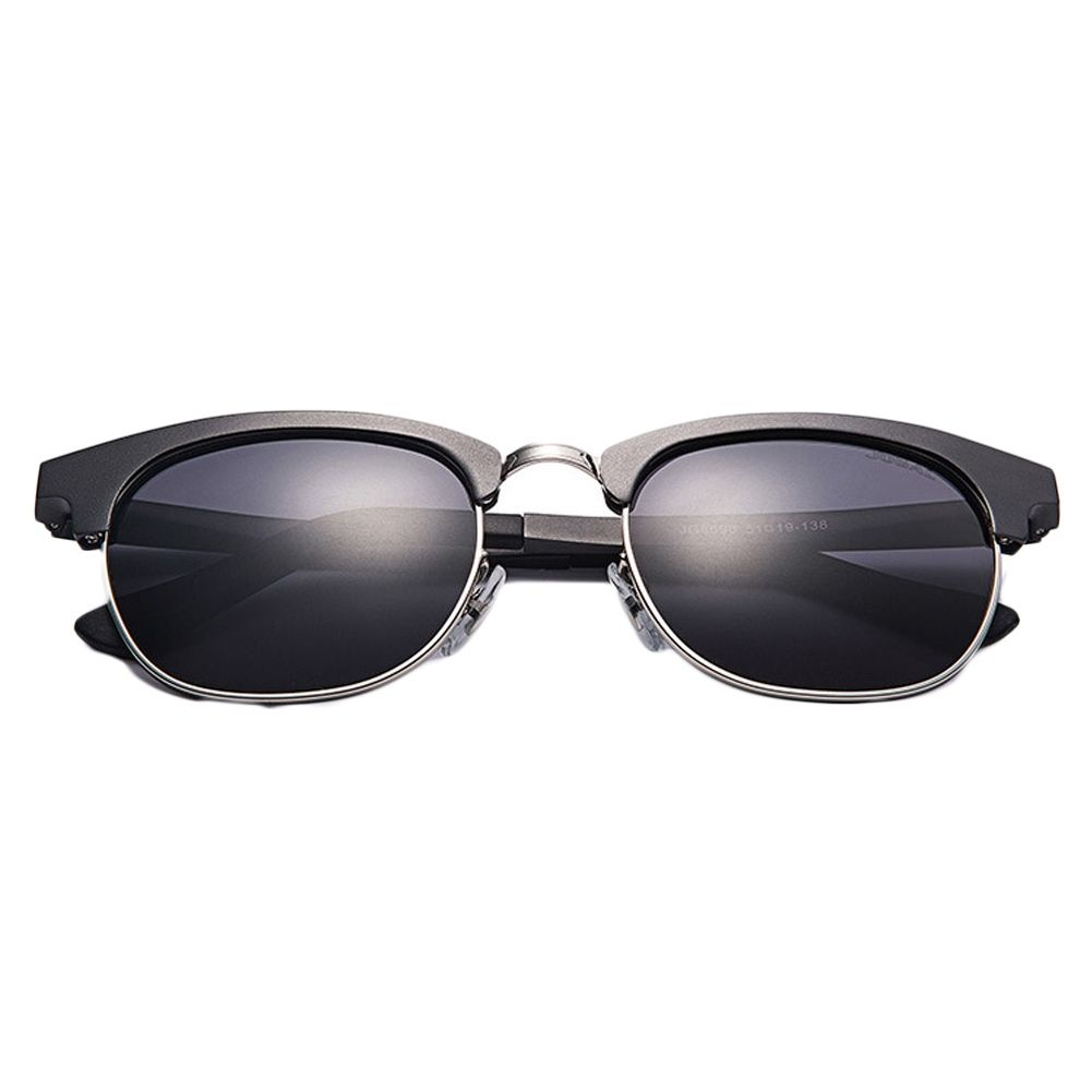 a3d6b3ed4d1 Fashion Retro Cool Men Polarized Sunglasses Driving Ultralight Aviation Aluminum  Magnesium Sunglasses Driver Glasses