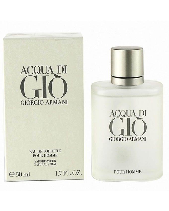 Giorgio Armani Acqua Di Gio Edt For Men 50ml Price In Egypt