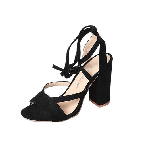 b90c9c4cbde Fashion Bliccol High Heel Shoes Fashion Women Ladies Sandals Ankle ...