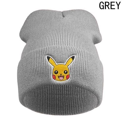 6790f2c04d4 Fashion Fashion Pokemon Go Cartoons Casual Beanies For Men Women Fashion  Knitted Winter Hat Solid Color Hip-Hop Skullies Bonnet Unisex Cap Gorro