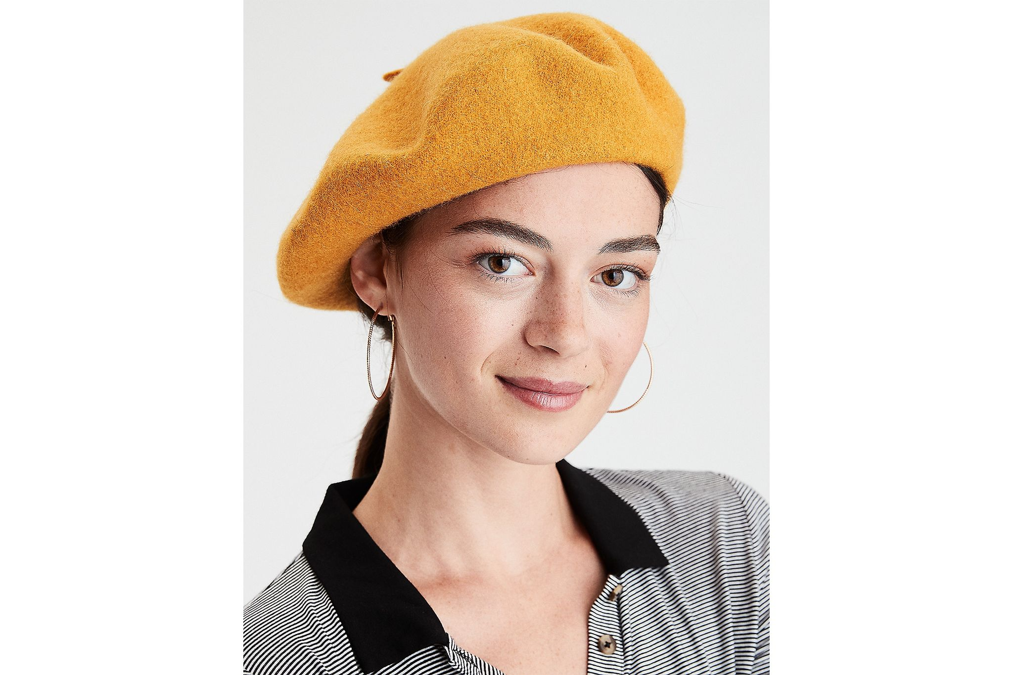 f8f597ae25f0d American Eagle AEO Classic Wool Beret. updating Prices
